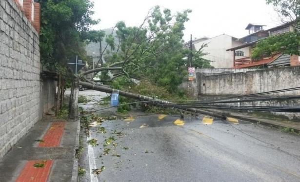 Prefeitura de Florianópolis decreta emergência após ciclone ...